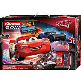 Carrera Toys GO!!! Disney/Pixar Cars - Neon Nights (62477)