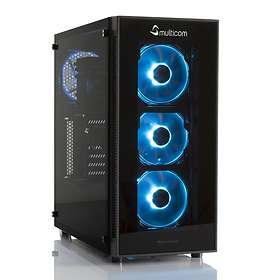 Multicom A626R Gaming-PC by INNO3D - 3.4GHz HC 16GB 1TB