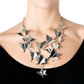Efva Attling Miss Butterfly Heaven Collier 10-100-00609 Halsband (Dam)
