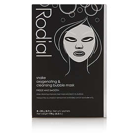 Rodial Snake Oxygenating & Cleansing Bubble Sheet Mask 8st