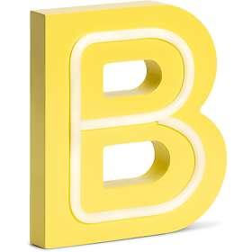 Popp Bokstav B