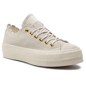 Converse Chuck Taylor All Star Lift Frilly Thrills Suede Low (Unisex)