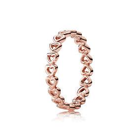 Pandora Linked Love Ring (Dam)