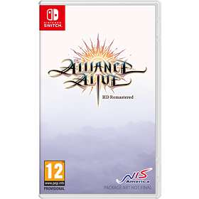 The Alliance Alive HD - Remastered (Switch)