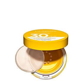 Clarins Sun Face Compact Foundation SPF30