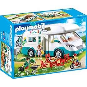 Playmobil Family Fun 70088 Familjehusbil