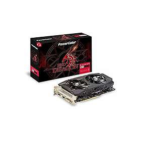 PowerColor Radeon RX 590 Red Dragon HDMI DP 8GB