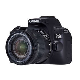 Canon EOS 250D + 18-55/4,0-5,6 IS STM
