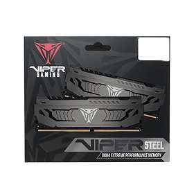 Patriot Viper Steel DDR4 3200MHz 8GB (PVS416G320C6)