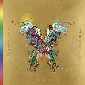 Coldplay: Buenos Aires / Live In Sao Paulo / A Head Full Of Dreams (2CD+2DVD)