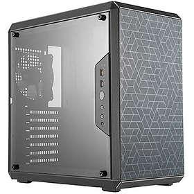 Cooler Master MasterBox Q500L (Svart/Transparent)