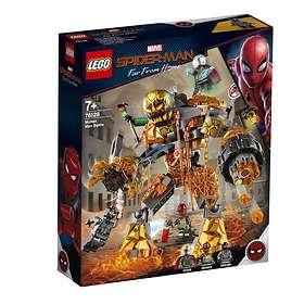 LEGO Marvel Super Heroes 76128 Strid mot Molten Man