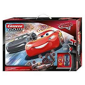 Carrera Toys GO!!! Disney/Pixar Cars - Let's Race! (62475)