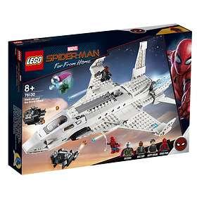 LEGO Marvel Super Heroes 76130 Stark Jet och drönarattacken
