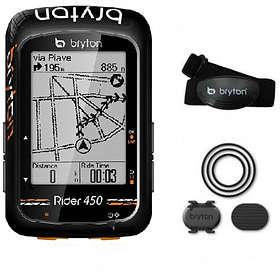 Bryton Rider 450 T