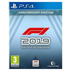 F1 2019: Anniversary Edition (PS4)