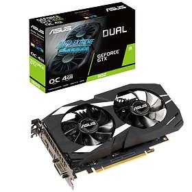 Asus GeForce GTX 1650 Dual OC HDMI DP 4GB