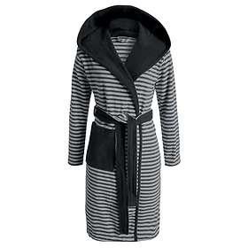 Esprit Striped Hoodie Robe (Unisex)