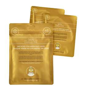 Skin Camilla Pihl 24K Gold Collagen Face Mask 2st