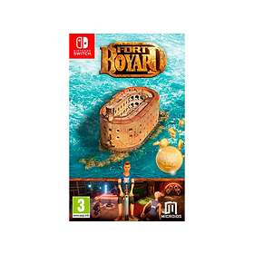 Fort Boyard - Limited Edition (Switch)