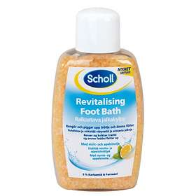 Scholl Revitalising Foot Bath 75ml