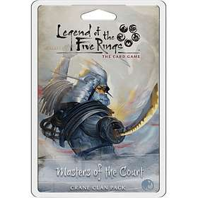 Legend Of The Five Rings - Masters of the Court (exp.)