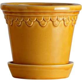 Bergs Potter Copenhagen Glazed Ø10cm