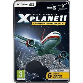 X-Plane 11 + Aerosoft Airport Collection (PC)