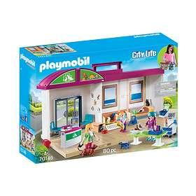 Playmobil City Life 70146 Veterinärklinik att ta med