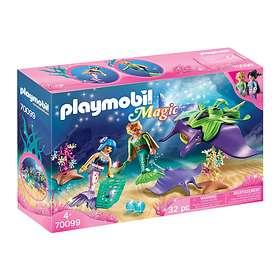 Playmobil Magic 70099 Pärlsamlare med Manta Ray