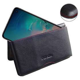 PDair Leather Case Horizontal Pouch for Samsung Galaxy S10e
