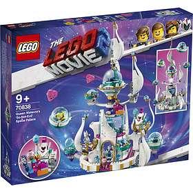 """LEGO The Lego Movie 2 70838 Kuningatar Tahdontähdeksin """"Ei niin paha"""" -avaruuspa"""