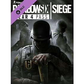 Tom Clancy's Rainbow Six: Siege - Year 4 Pass (PC)