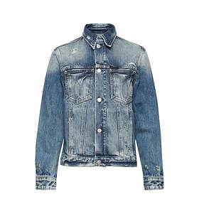 Calvin Klein Jeans Foundation Trucker Jacket (Dam)