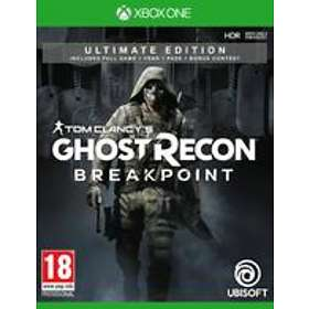 Tom Clancy's Ghost Recon: Breakpoint - Ultimate Edition (Xbox One)