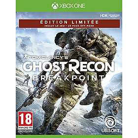 Tom Clancy's Ghost Recon: Breakpoint - Limited Edition (Xbox One)
