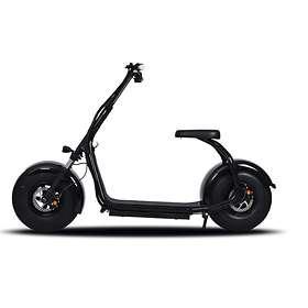 OBG Rides V1 2000W El-scooter 60V