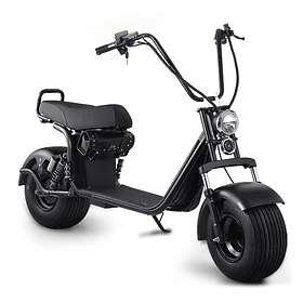 OBG Rides V2 1000W El-scooter 60V