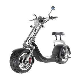 OBG Rides V3 2000W El-scooter 60V