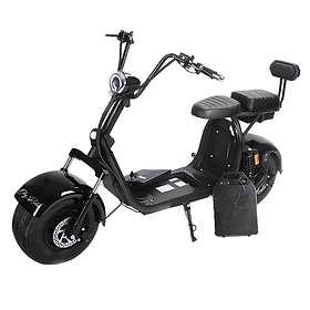 OBG Rides V4-2 1000W El-scooter 60V