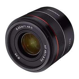 Samyang AF 45/1.8 for Sony E