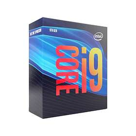 Intel Core i9 9900 3,1GHz Socket 1151-2 Box without Cooler