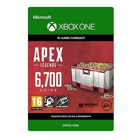 Apex Legends - 6700 Coins (PS4)