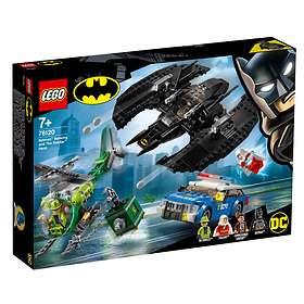 LEGO DC Comics Super Heroes 76120 Batmans Batwing och Gåtans kupp
