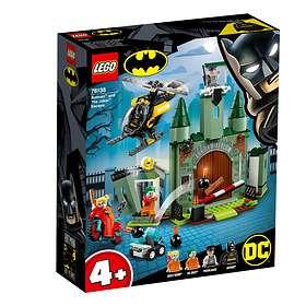 LEGO DC Comics Super Heroes 76138 Batman och Jokerns flykt