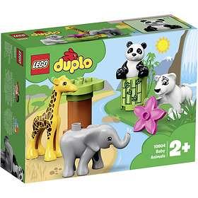 LEGO Duplo 10904 Djurungar