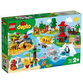LEGO Duplo 10907 Maailman eläimet