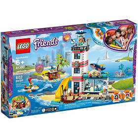 LEGO Friends 41380 Fyrens räddningscenter
