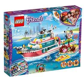 LEGO Friends 41381 Räddningsbåt