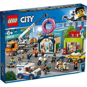 LEGO City 60233 Donitsikaupan avajaiset